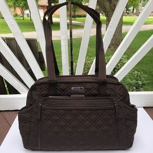 Vera Bradley Diaper Bag Stroll Around Baby Bag